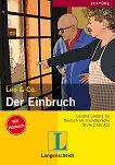 Lekture - Stufe 2 (A2) : Der Einbruch: книга + CD - Theo Scherling, Sabine Wenkums - книга за учителя