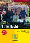 Lekture - Stufe 3 (A2 - B1) Stille Nacht: книга + CD - книга