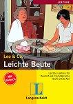 Lekture - Stufe 3 (A2 - B1) Leichte Beute: книга + CD -