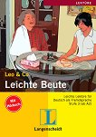 Lekture - Stufe 3 (A2 - B1) : Leichte Beute: книга + CD - Theo Scherling, Sabine Wenkums -