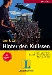 Lekture - Stufe 3 (A2 - B1) : Hinter den Kulissen: книга + CD - Theo Scherling, Sabine Wenkums -