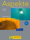 Aspekte: Учебна система по немски език : Ниво C1: Учебна тетрадка + CD - Ute Koithan, Helen Schmitz, Tanja Sieber, Ralf Sonntag -