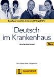 Deutsch im Krankenhaus Neu - Ниво A2 - B2: Книга за учителя : Учебен курс по немски език - Ulrike Firnhaber-Sensen, Margarete Rodi -