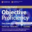 Objective - Proficiency (C2): 2 CDs с аудиоматериали за упражненията от учебника Учебен курс по английски език - Second Edition - учебна тетрадка