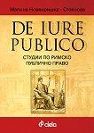 De Iure Publico - Студии по римско публично право - Малина Новкиришка - Стоянова -