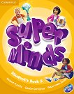 Super Minds - ниво 5 (A2): Учебник по английски език + DVD-ROM - Herbert Puchta, Gunter Gerngross, Peter Lewis-Jones -
