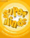 Super Minds - ниво 5 (A2): Ръководство за учителя по английски език - Melanie Williams, Herbert Puchta, Günter Gerngross, Peter Lewis-Jones - книга за учителя