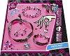 """Създай сама - Бижута - Творчески комплект от серията """"Monster High"""" -"""