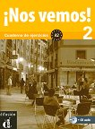 ¡Nos vemos! - Ниво 2 (A2): Учебна тетрадка + CD : Учебна система по испански език - Eva María Lloret Ivorra, Rossa Ribas, Bibiana Wiener, Pilar Pérez Cañizares -