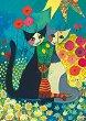 Цветна леха - Златна колекция - Розина Вахтмайстер (Rosina Wachtmeister) -