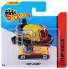 """Метална количка - Bump Around - Играчка от серията """"Hot Wheels - Race"""" -"""