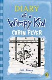 Diary of a Wimpy Kid - book 6: Cabin Fever - Jeff Kinney - книга
