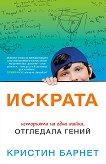 Искрата: Историята на една майка, отгледала гений - Кристин Барнет - книга
