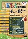 Акълчета: 4., 5., 6., 7. и 8. клас : Национално списание за подготовка и образователна информация - Брой 33 -