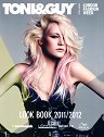 Toni & Guy - Look Book: Alignment Collection 2011/2012 - книга