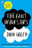 The Fault in Our Stars - John Green - книга