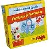 Цветове и форми - Детска състезателна игра за най-малките -