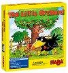 Овощна градинка - Детска състезателна игра -