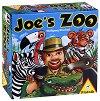 Зоопаркът на Джо - Детска състезателна игра с карти -