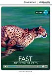 Cambridge Discovery Education Interactive Readers - Level A1+: Fast. The Need for Speed - Genevieve Kocienda -
