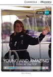 Cambridge Discovery Education Interactive Readers - Level A1+: Young and Amazing. Teens at the Top High - Simon Beaver -