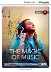 Cambridge Discovery Education Interactive Readers - Level A2: The Magic of Music - Genevieve Kocienda -