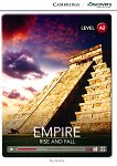 Cambridge Discovery Education Interactive Readers - Level A2: Empire. Rise and Fall - Nic Harris -