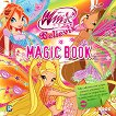 Winx club: Magic book - детска книга