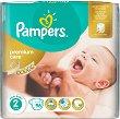 Pampers Premium Care 2 - New Baby - Пелени за еднократна употреба за бебета с тегло от 3 до 6 kg -