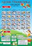 Лесна граматика: Учебно помагало от 1., 2., 3. и 4. клас. Дипляна - Неда Милева - помагало