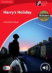 Cambridge Experience Readers - Ниво 1: Beginner/Elementary : Harry's Holidaya - Antoinette Moses -