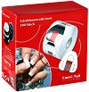 Emmi-Nail Schablonenrolle Breit - Ролка с 500 шаблона за изграждане на маникюр с гел и акрил -