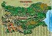 България - туристическа карта в снимки - книга