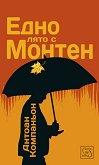 Едно лято с Монтен - книга