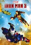 Оцвети и играй: Iron man 3 -