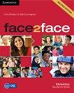 face2face - Elementary (A1 - A2): Учебник Учебна система по английски език - Second Edition - учебник