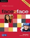 face2face - Elementary (A1 - A2): Учебна тетрадка с отговори Учебна система по английски език - Second Edition -