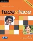 face2face - Starter (A1): Учебна тетрадка с отговори : Учебна система по английски език - Second Edition - Chris Redston, Gillie Cunningham -