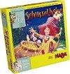 Разсеяната вещица - Детска състезателна игра за наблюдателност - игра
