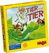 Животно върху животно - Джунгла - Детска състезателна игра -