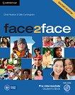 face2face - Pre-intermediate (B1): Учебник + DVD Учебна система по английски език - Second Edition - учебна тетрадка