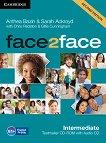 face2face - Intermediate (B1+): CD с тестове + aудио CD Учебна система по английски език - Second Edition - книга за учителя