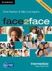 face2face - Intermediate (B1+): Class Audio CDs Учебна система по английски език - Second Edition - учебна тетрадка