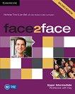 face2face - Upper Intermediate (B2): Учебна тетрадка Учебна система по английски език - Second Edition - учебник