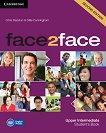 face2face - Upper Intermediate (B2): Учебник + DVD Учебна система по английски език - Second Edition -
