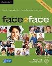 face2face - Advanced (C1): Учебник + DVD : Учебна система по английски език - Second Edition - Chris Redston, Gillie Cunningham, Jan Bell, Theresa Clementson - продукт