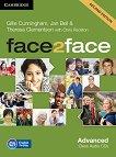 face2face - Advanced (C1): Class Audio CDs Учебна система по английски език - Second Edition - продукт
