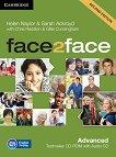 face2face - Advanced (C1): CD с тестове + aудио CD Учебна система по английски език - Second Edition - продукт