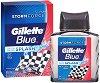 Gillette Series Blue Storm Force After Shave Splash -
