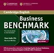 Business Benchmark: Учебна система по английски език - Second Edition : Ниво Pre-intermediate to Intermediate: CD с упражнения - Norman Whitby - помагало